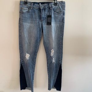 NWT Kut From the Kloth Ankle Straight Leg Jeans
